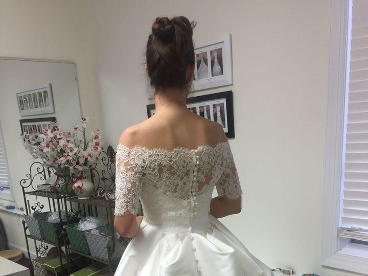 Tmx 1517782121 5f4a82442336f9e9 1517782077 60ad8f71de74d970 1517782039099 12 697E5751 D0A5 425 Cary, NC wedding dress