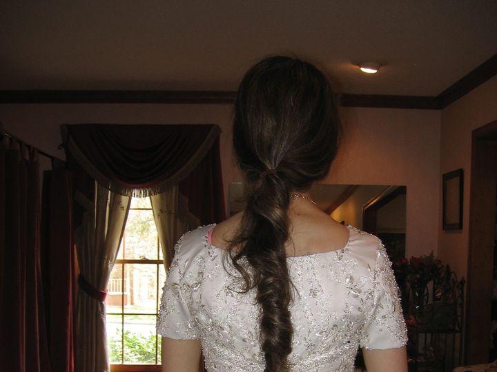 Tmx 1517783921 B5928a25a6f35561 1517783919 031055d7b722a443 1517783833401 58 4 After Cary, NC wedding dress
