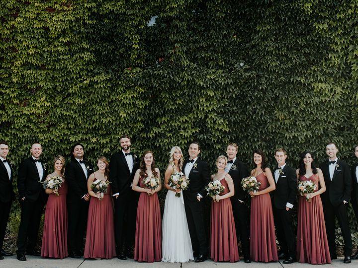 Tmx 1509545375111 Sashbow Wisconsin Wedding  Event Plannerelegant Cl Green Bay wedding planner