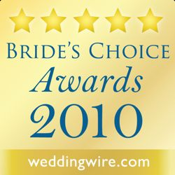 WeddingWire award 2010