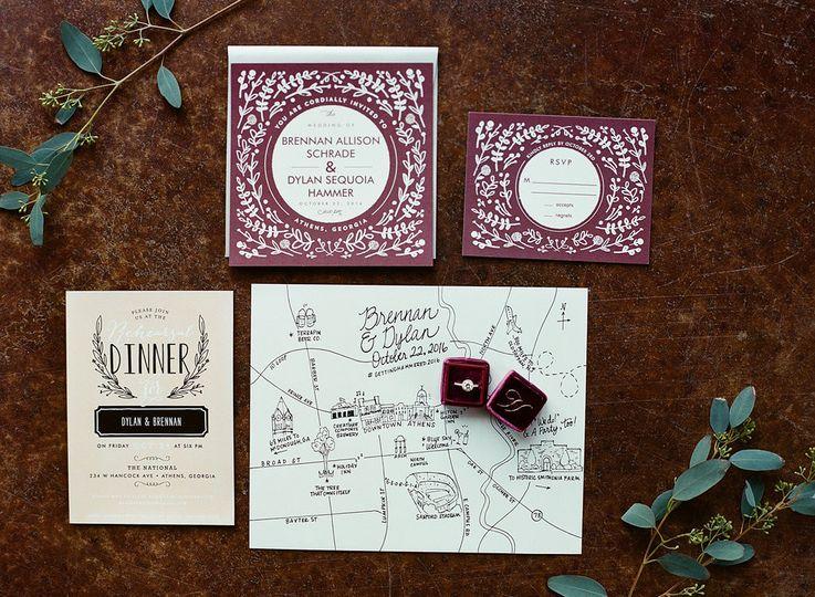 Lovely invites