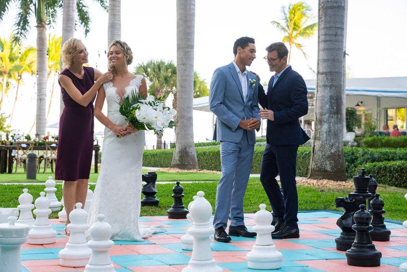 Wedding Chessboard