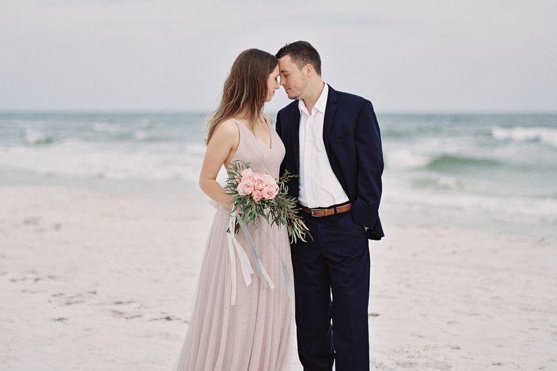 Seaside, Florida Wedding