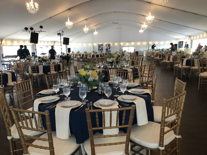 Tent Table Set