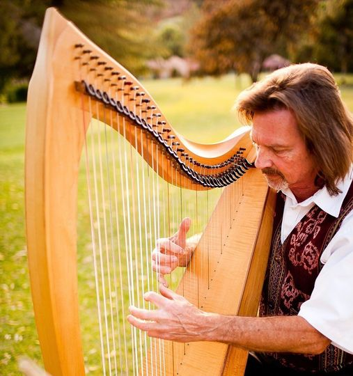 Harp for Weddings