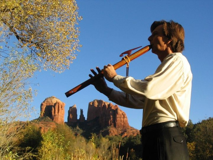 Native American Flute for Weddings