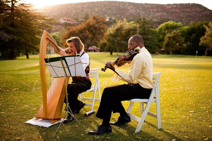 Harp Duets and Trios