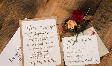 Inked Romance Calligraphy & Design