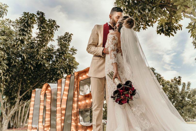 Longans Place Wedding