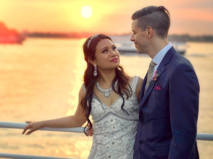 Tmx 1507567560099 02 01 Stunningsunset3 New York wedding photography