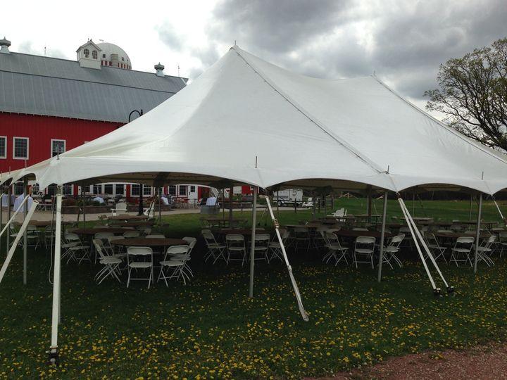 Tmx 1434400062255 40x60 Batwing1 Wautoma, Wisconsin wedding rental
