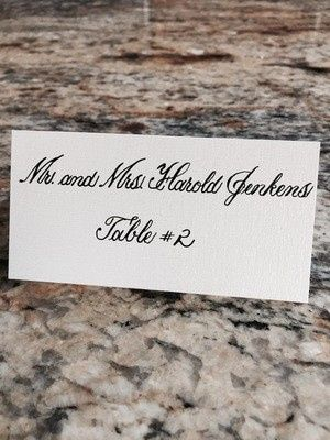 Tmx 1503934895409 Place Cards 1 Newville, PA wedding invitation