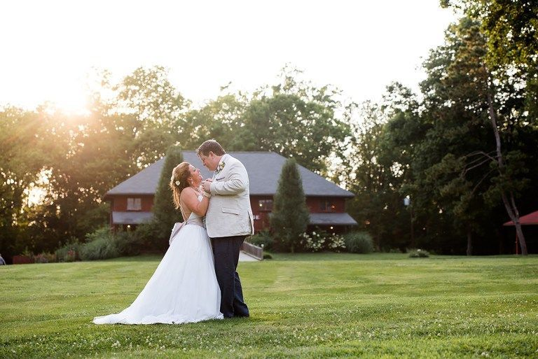 The bride and groom |Sarah Gee Photography