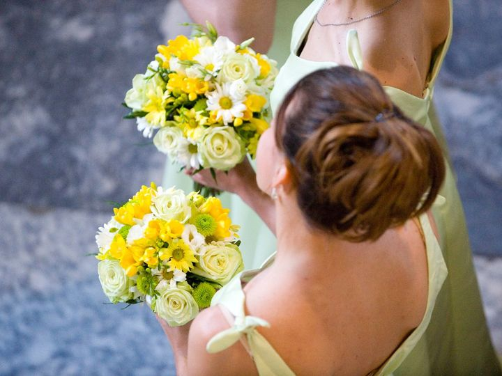Tmx 1348172168060 BridesmaidEuropeannosegay Ambler, PA wedding florist