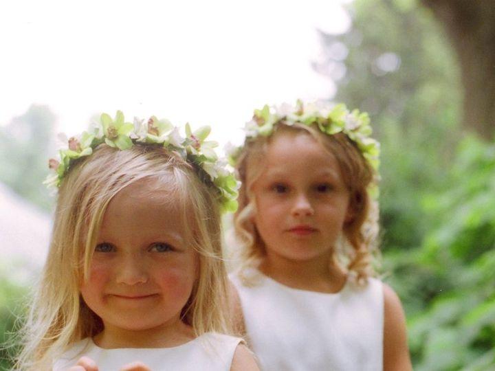 Tmx 1348172386529 Flowergirlwreathandbasket Ambler, PA wedding florist