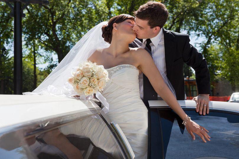 wedding limo2
