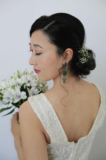 9746669ca5b96ec3 Shelia raw vintage katiekiharahairandmakeup wedding seattlebri