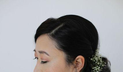 Katie Kihara Hair and Makeup