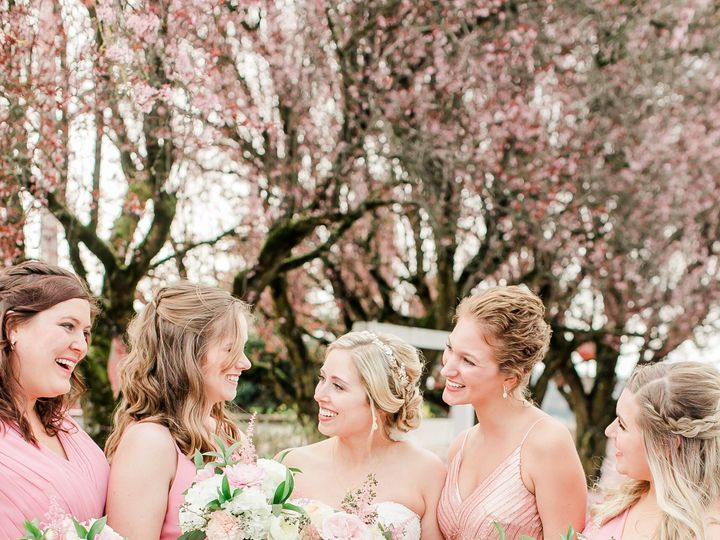 Tmx 1534525680 669be10bdaa8c317 1534525677 2378c6b433ae988c 1534525673223 5 Kaitlyn Kyle Weddi Seattle, WA wedding beauty