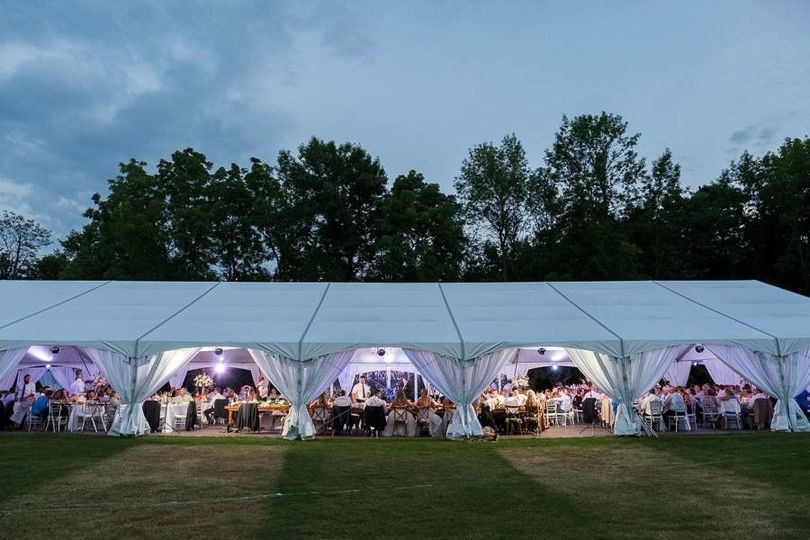 Fosters' Tent and Canopy Rentals