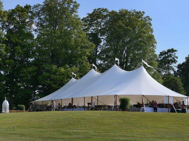 Tmx 1454086513434 Sailcloth Tent West Chazy, Vermont wedding rental