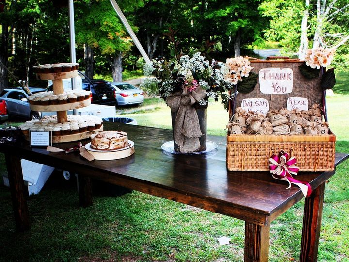 Tmx 1454088104530 Farm Table West Chazy, Vermont wedding rental