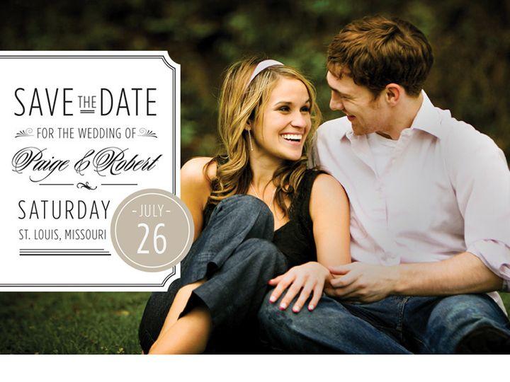 Tmx 1454441204504 Billboard Bristol wedding invitation