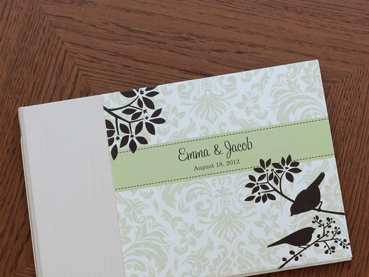 Tmx 1454505485450 Aviary Damask Gb P1 Bristol wedding invitation