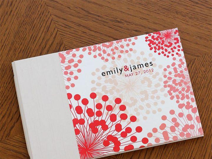 Tmx 1454505495168 Coral Blooms Gb P1 Bristol wedding invitation