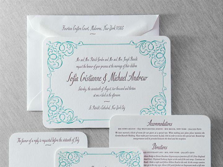 Tmx 1454507773416 Galleryglenellen05dauphinepressletterpress Bristol wedding invitation
