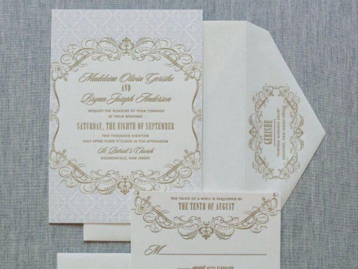 Tmx 1454507828759 Greenwichletterpressweddinginvitationgallery01 Bristol wedding invitation