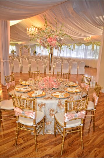 Imperial design banquet hall venue orlando fl for Banquet hall designs layout