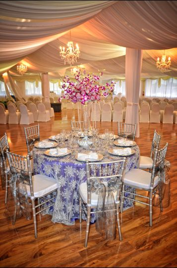 Imperial design banquet hall venue orlando fl for Banquet hall designs layout