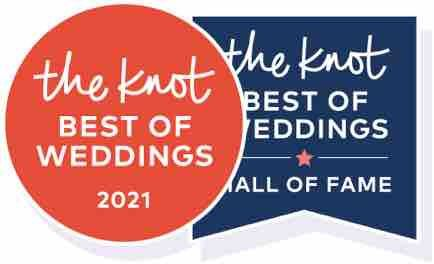 """""""2018 - 2021 Best of The Knot"""