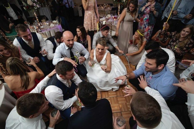 Bride,Groom,Guests + US = Fun!
