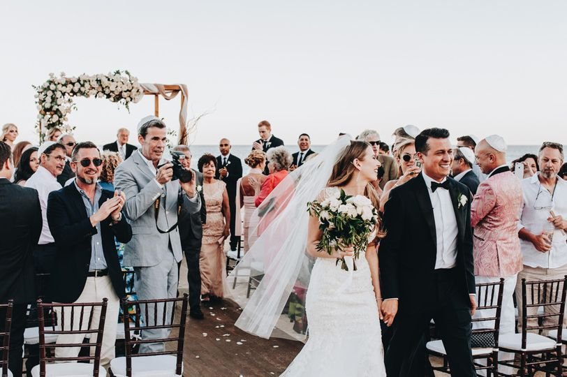Baja Wedding - Tomas Barron