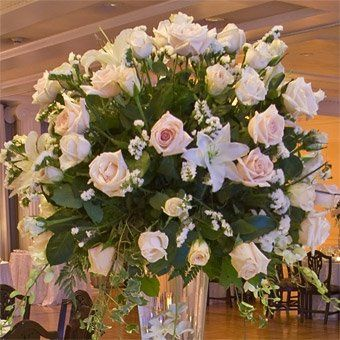 Floral Centerpieces are a great touch to room decor and depending on the choice of flower, can add a...