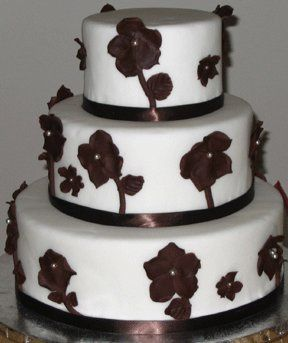 Monicas cakes Wedding Cake Bellevue NE WeddingWire