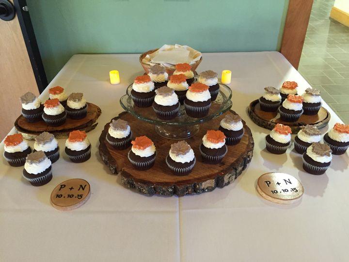 Tmx 1468250436779 10 10 15 Cupcakes Gilford wedding catering