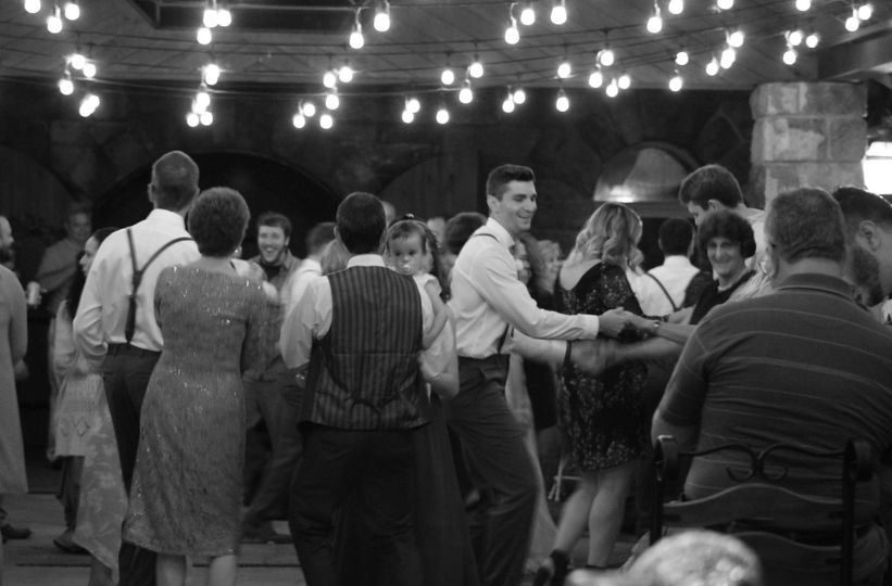 Packed Dance Floors!