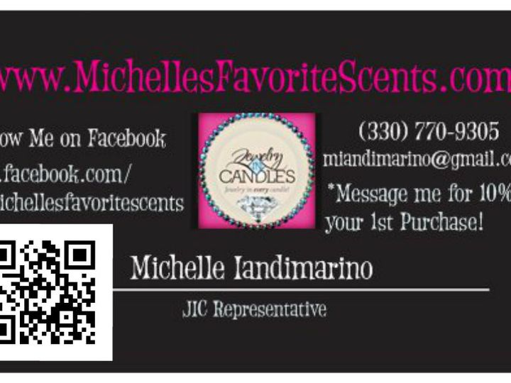 Tmx 1432223237925 Jic With Qr To Fb Youngstown wedding favor