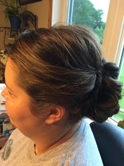 Carrie Minchin Hair