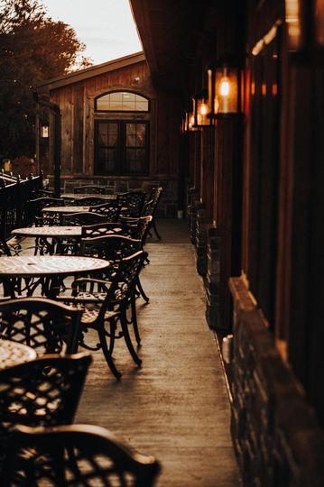 The Cozy Porch