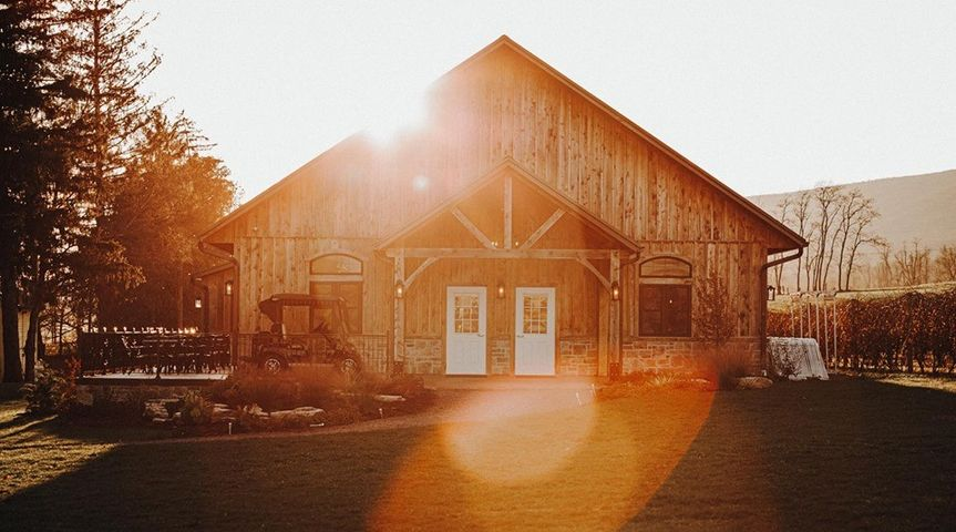 Sun Setting on Aisling Hall