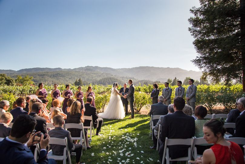 Napa Ceremony