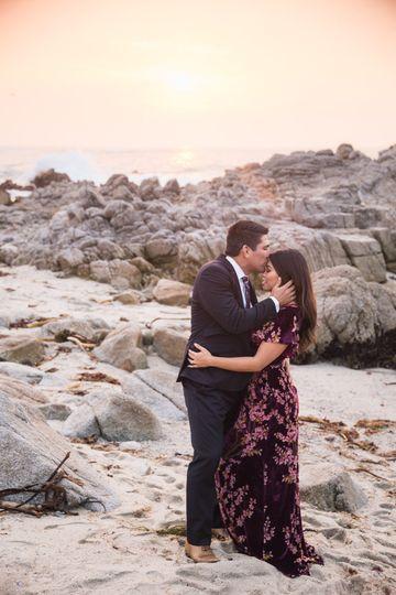 Monterey Engagement