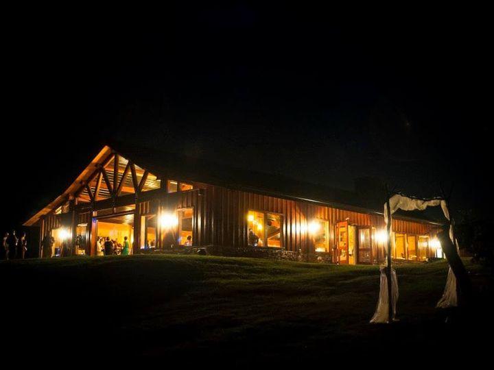 Tmx 1438778713186 Pavilion At Night Mayodan, NC wedding venue