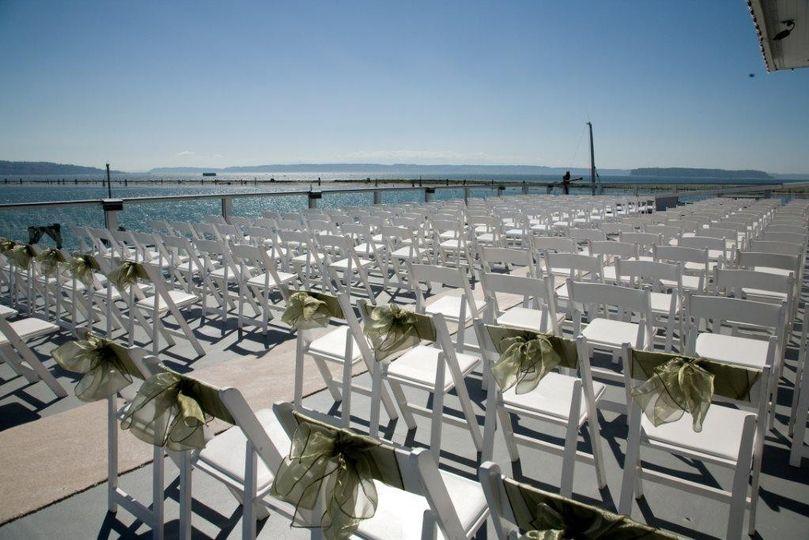 Everett Yacht Club Venue Everett Wa Weddingwire