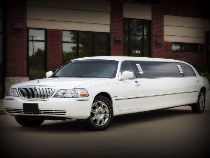 Tmx 1468417407493 8 Passenger Lincoln Limo Stretch Fairfield wedding transportation