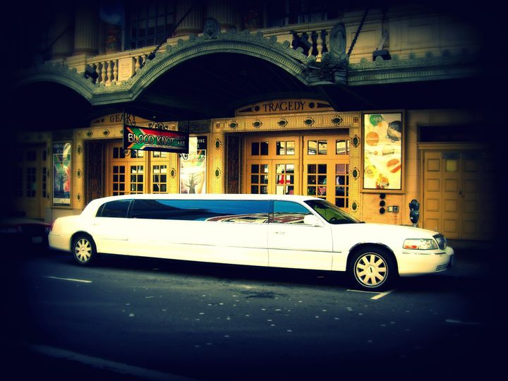 Tmx 1468417431106 10 Passenger White Lincoln Sedan Stretch Limo Fairfield wedding transportation